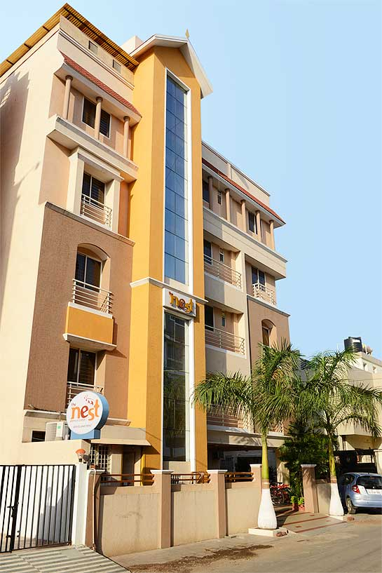Welcome To The Nest Service Apartment Rajkot Serviced